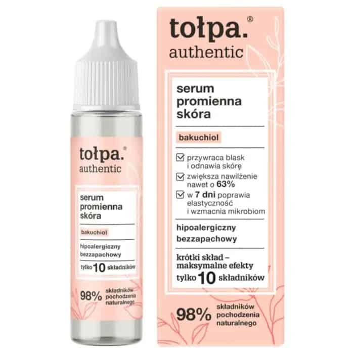 Tołpa – authentic – serum promienna skóra (Fot. Tołpa)