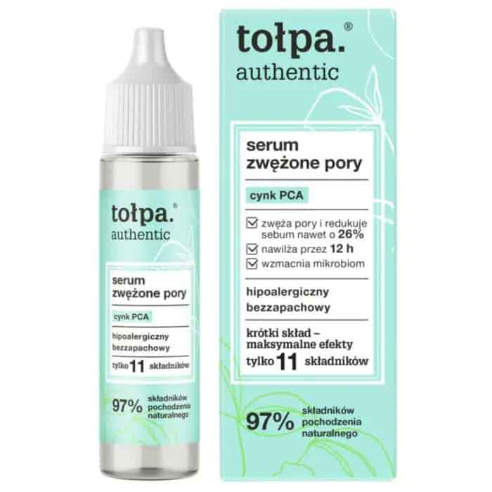 Tołpa – authentic - serum zwężone pory (Fot. Tołpa)