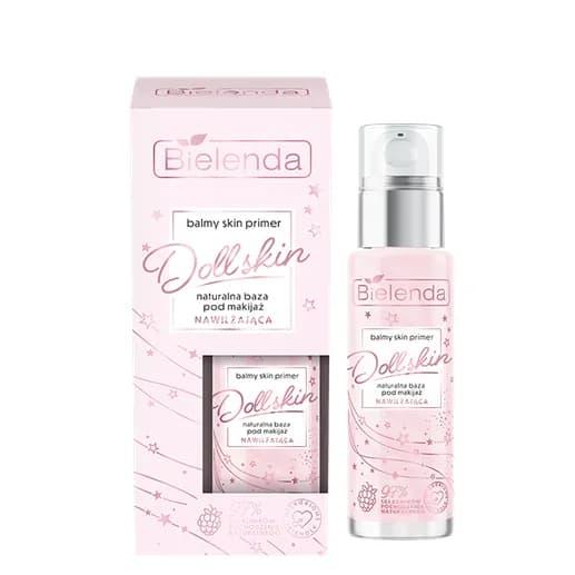 Bielenda – Balmy Skin Primer – Doll Skin - Naturalna baza pod makijaż NAWILŻAJĄCA (Fot. Bielenda)